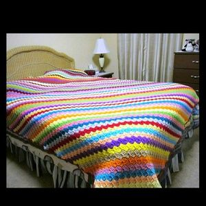 Other - Crochet blankets!